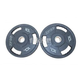 JORDAN FITNESS Classic Rubber Olympic Discs FROM £9.99 at FitKit UK