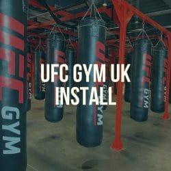 UFC UK gym install