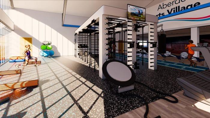 Aberdeen Sports Village install | FitKit UK