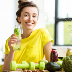 How to eat healthy while saving your time and money
