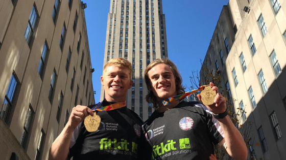New York City Marathon - best tips and advice from Will and Max