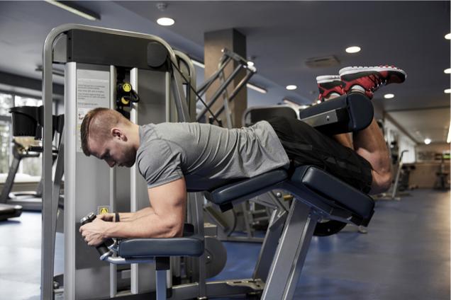 best machine leg workouts