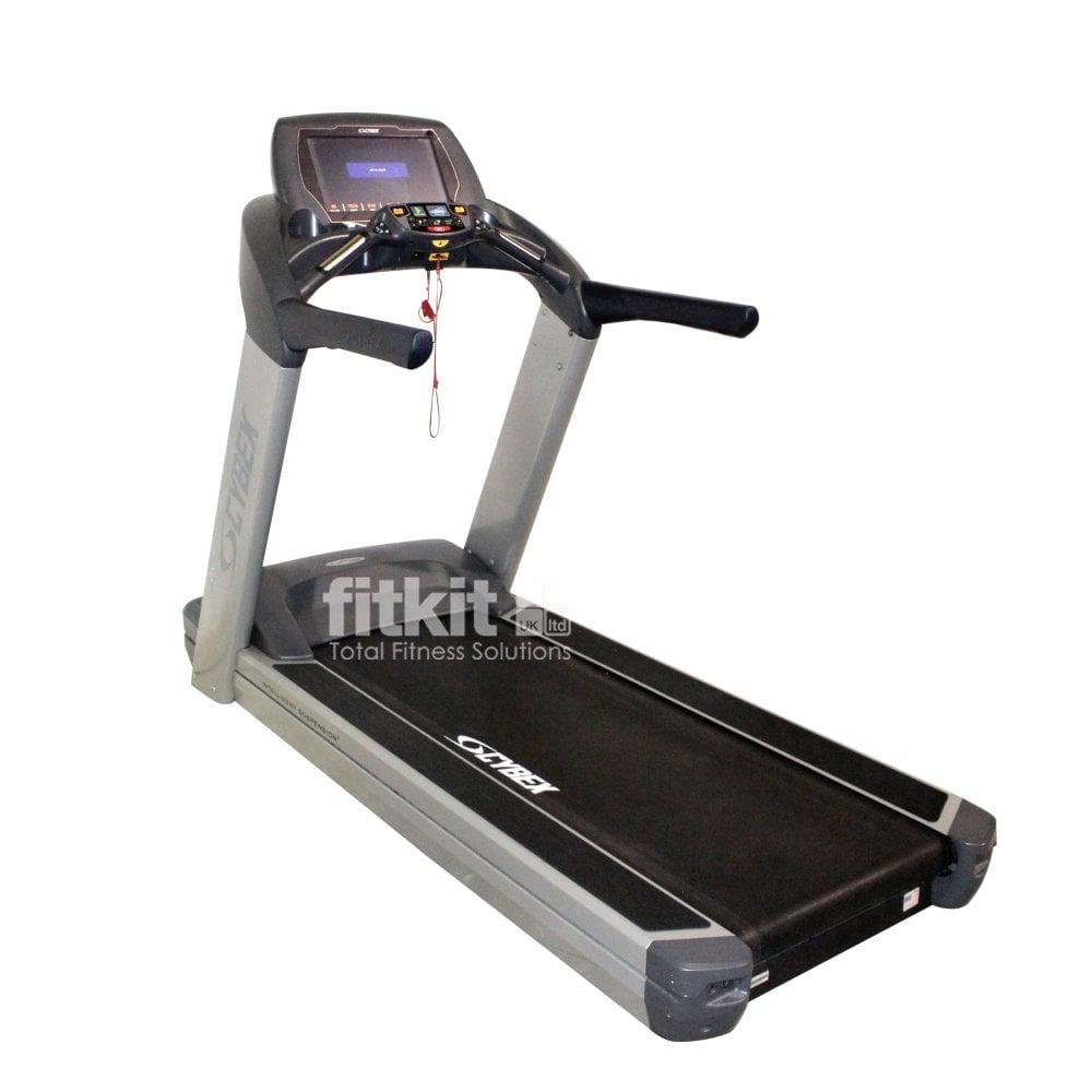 Cybex Treadmill Svc Error 3: Cybex 625T Treadmill With E3 Console