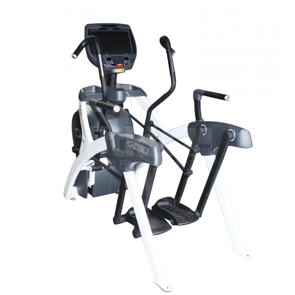 Cybex Treadmill Svc Error 3: Cybex 770AT Total Body Arc Trainer With E3 Console