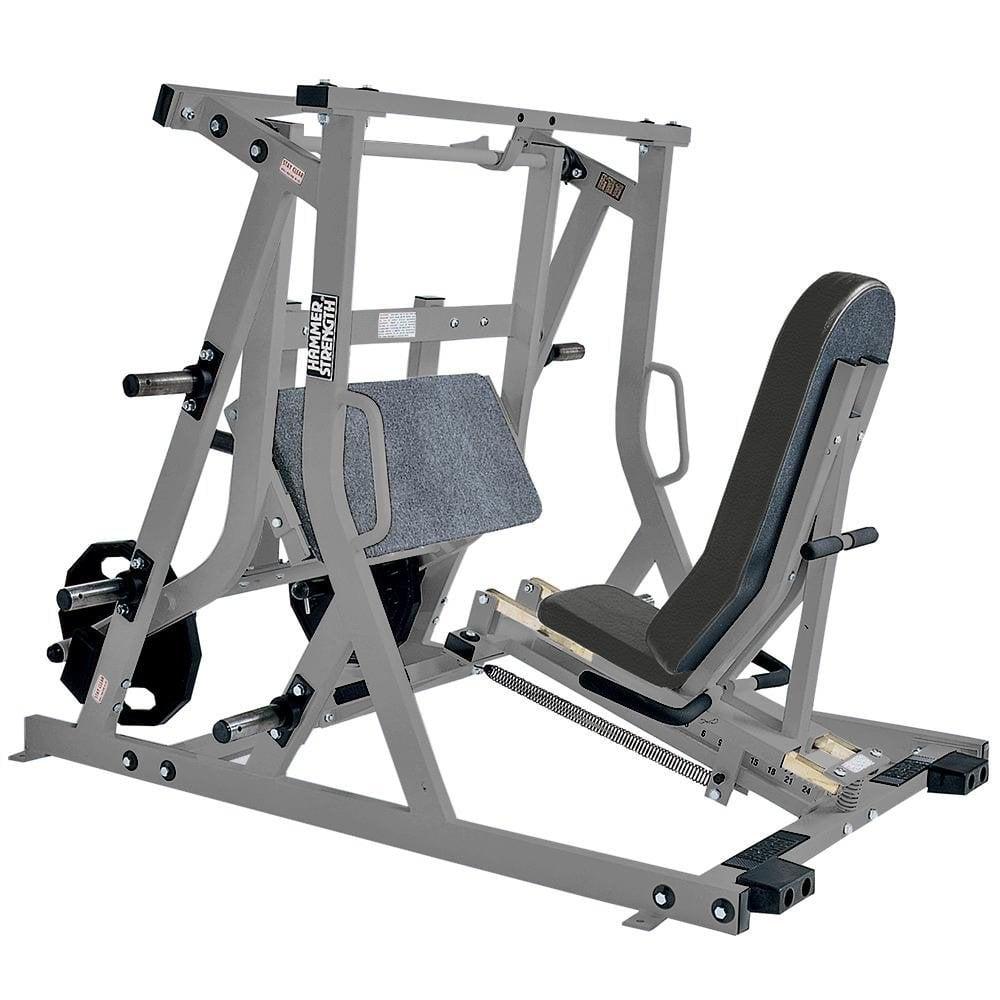 Leg Press For Sale >> Plate Loaded Leg Press
