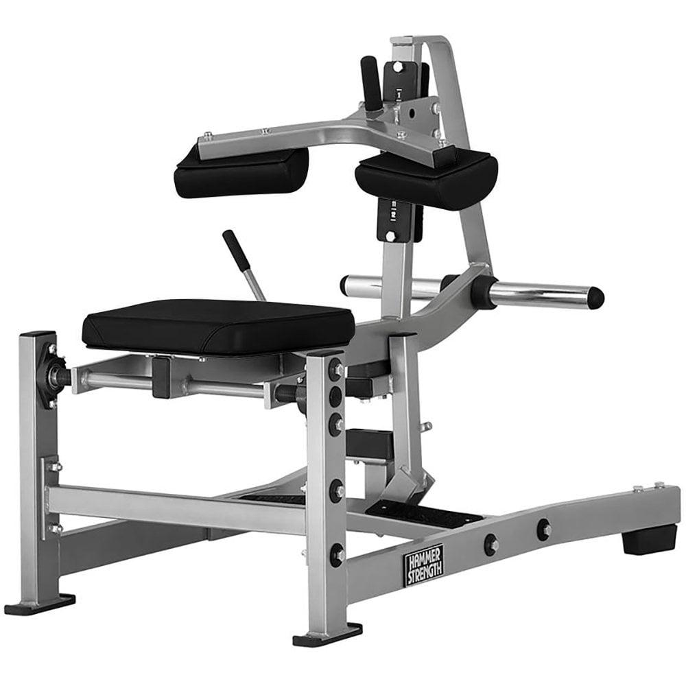 Mens Hammer Strength Plate-Loaded Seated Calf Raise | SALE ...