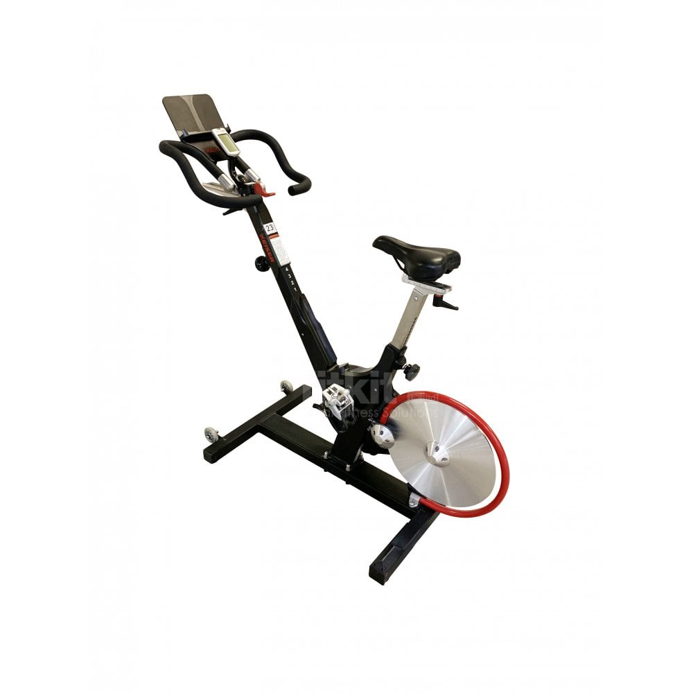 Keiser M3i Black Indoor Studio Bike Commercial Gym