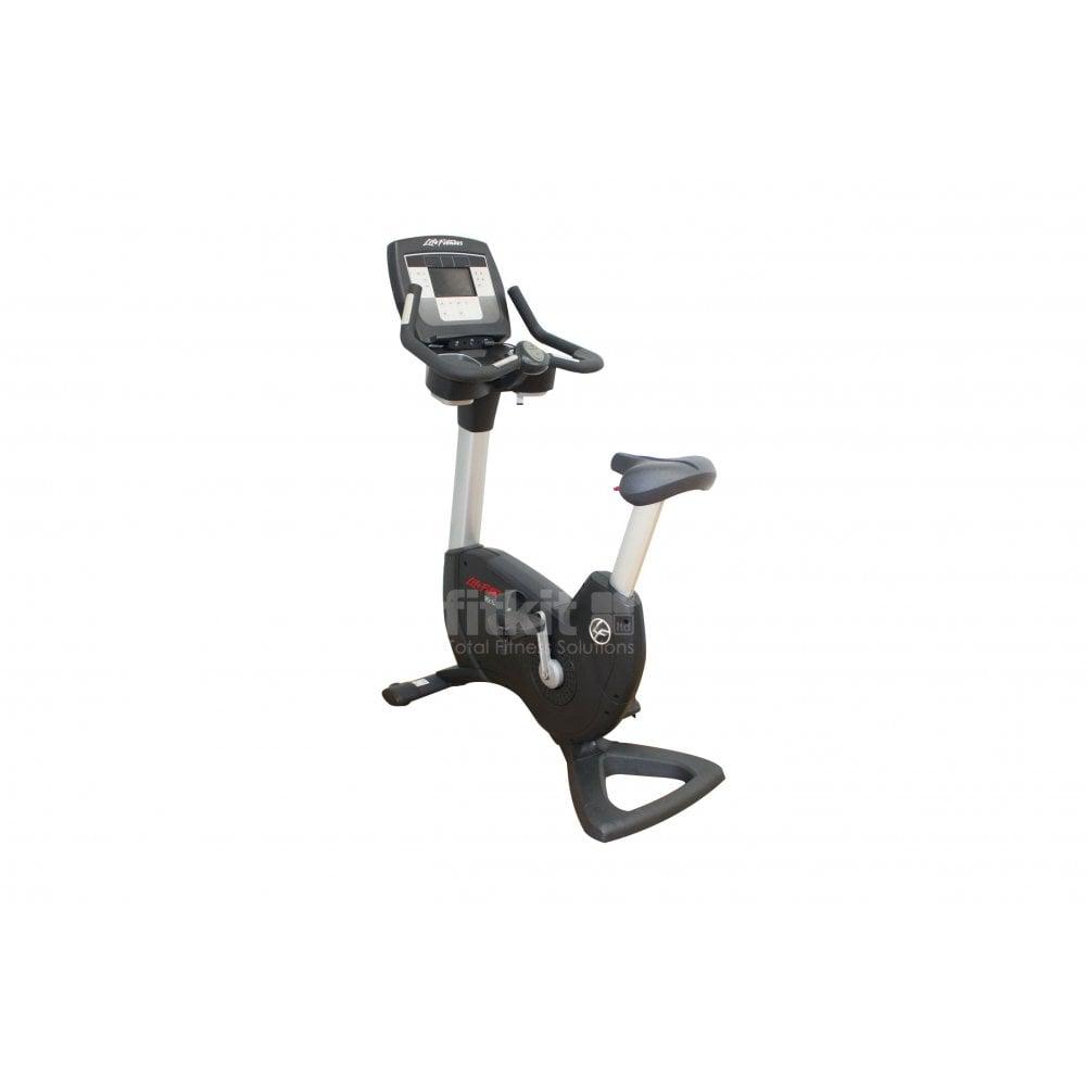 62455358e8d Life Fitness 95C Elevation Inspire Upright Bike Commercial Equipment