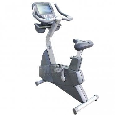 0031b6f49b0 95ce Upright Bike USED. Life Fitness ...