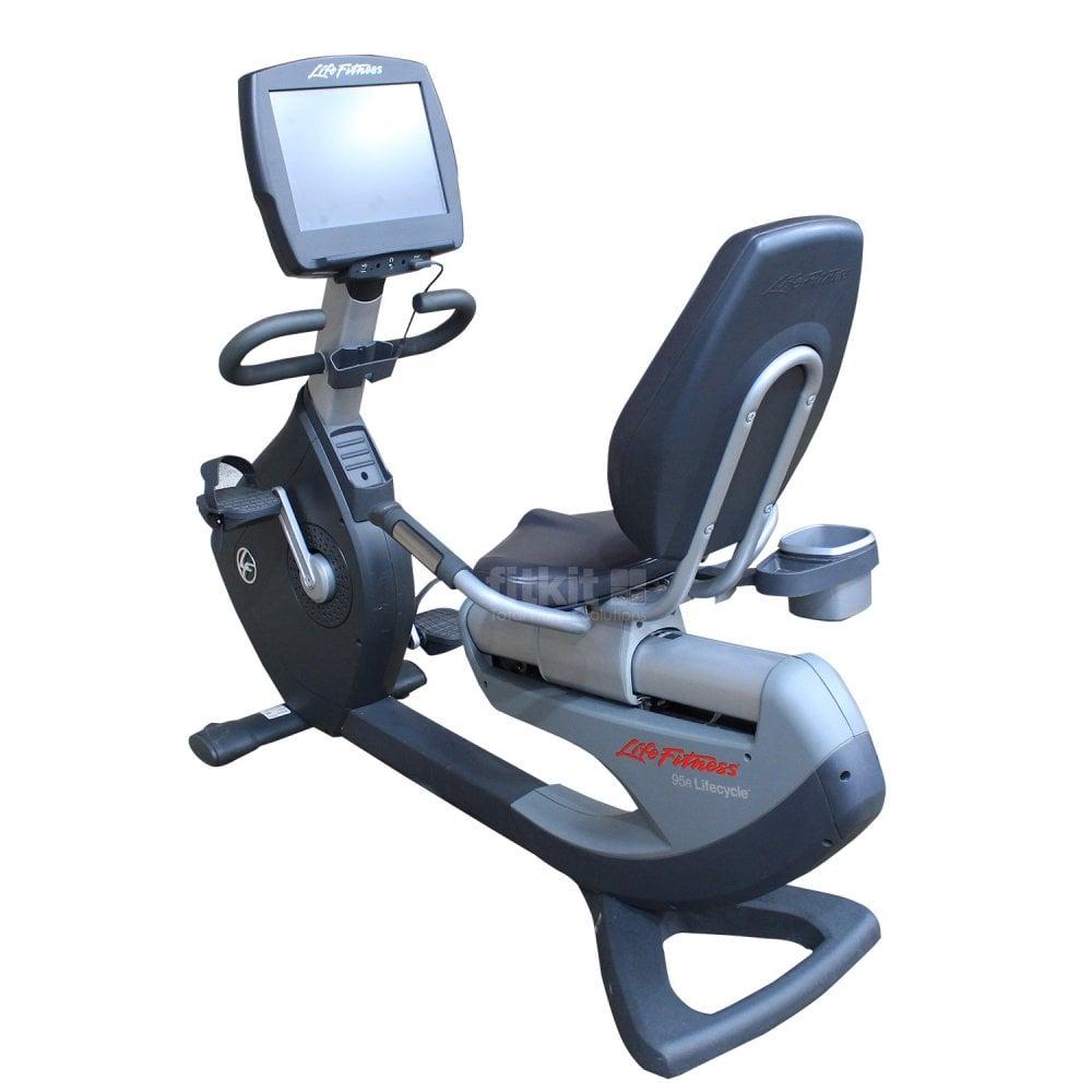 95R Engage Recumbent Exercise Bike