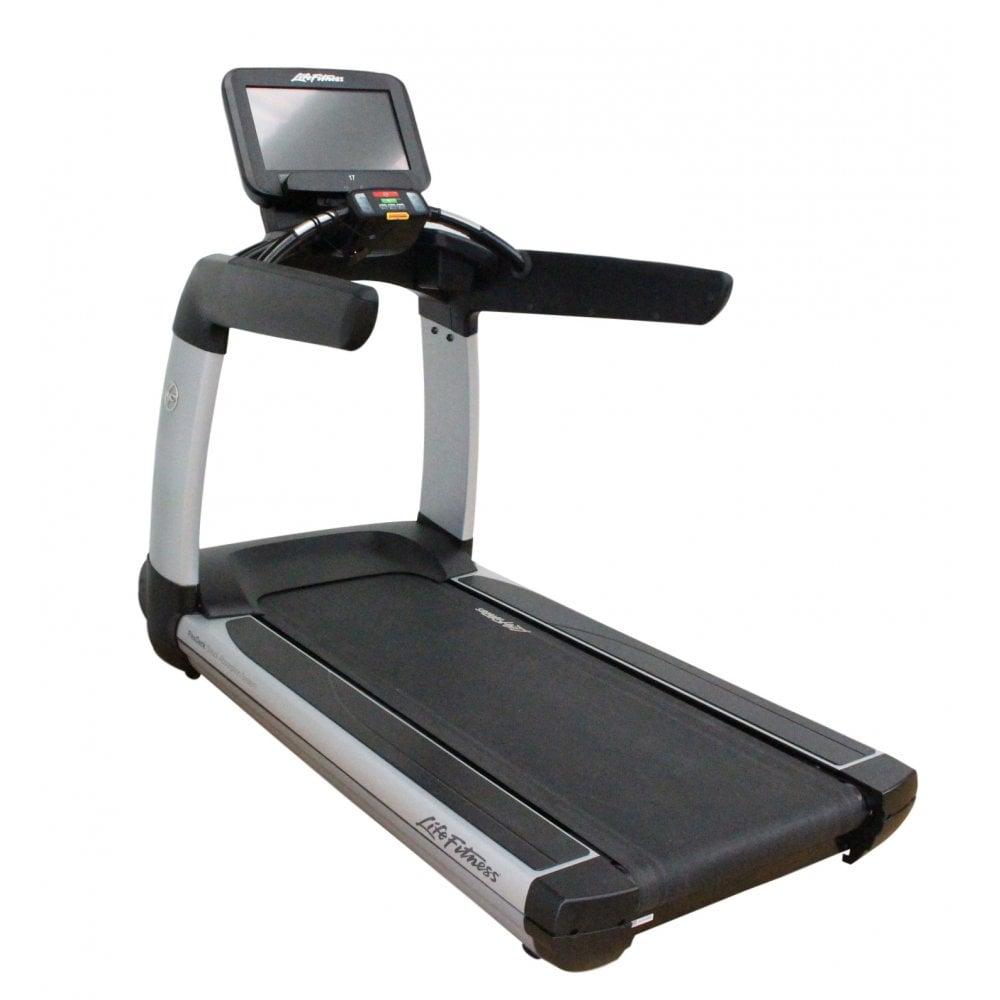 Life Fitness Treadmill Discover Se: Life Fitness 95T Discover SE3 Treadmill Commercial