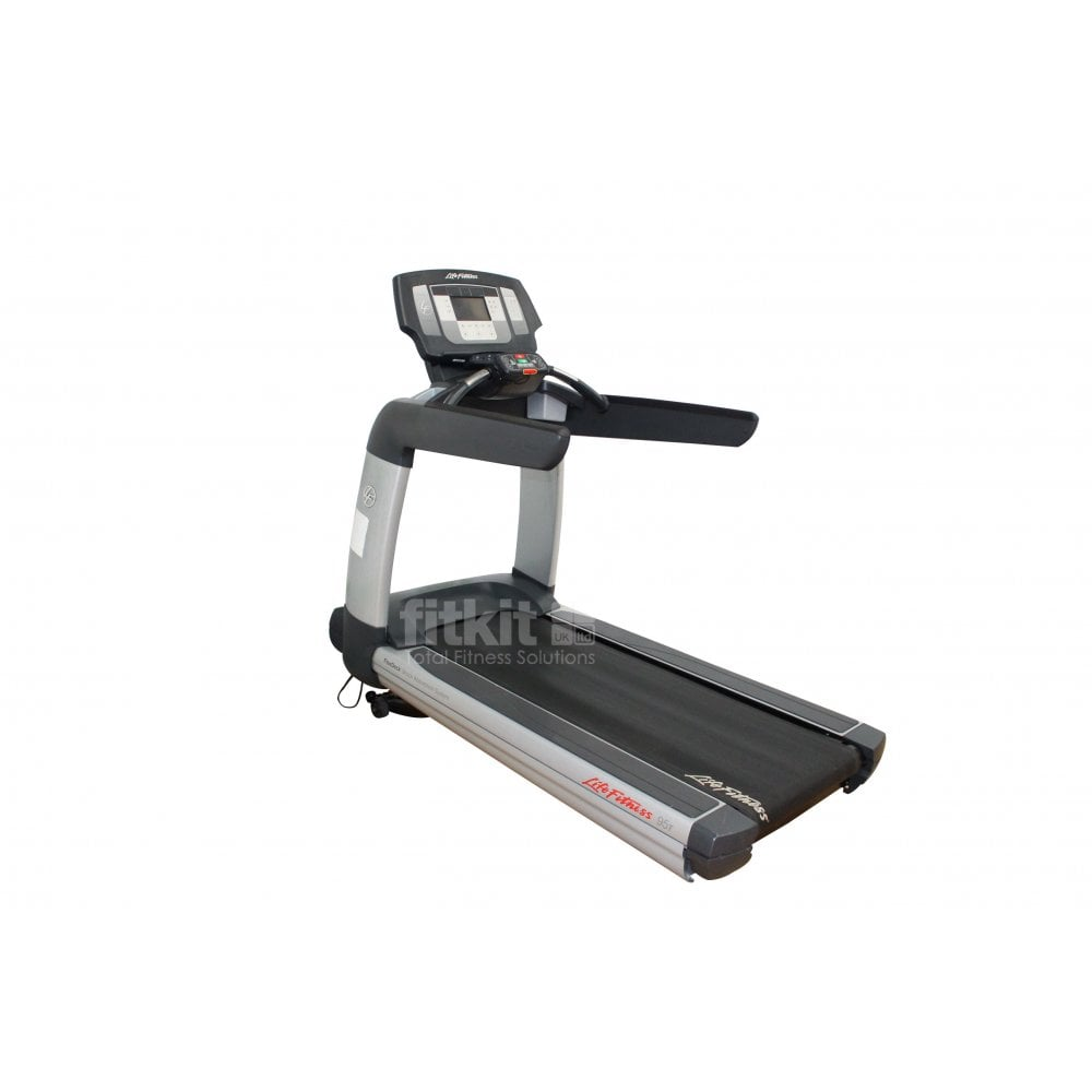 Life Fitness Treadmill Operation Manual