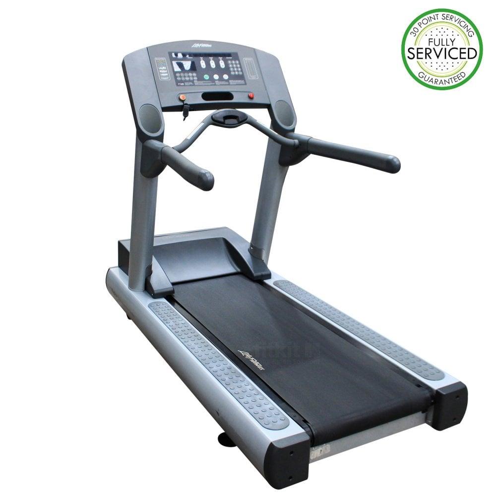 95TI Silverline CLST Treadmill