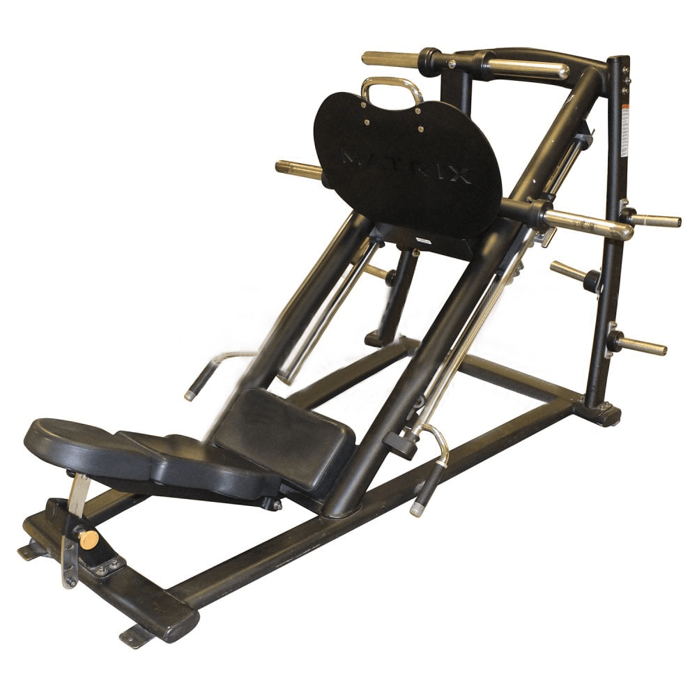 Leg Press For Sale >> Mg Pl70 45 Degree Leg Press