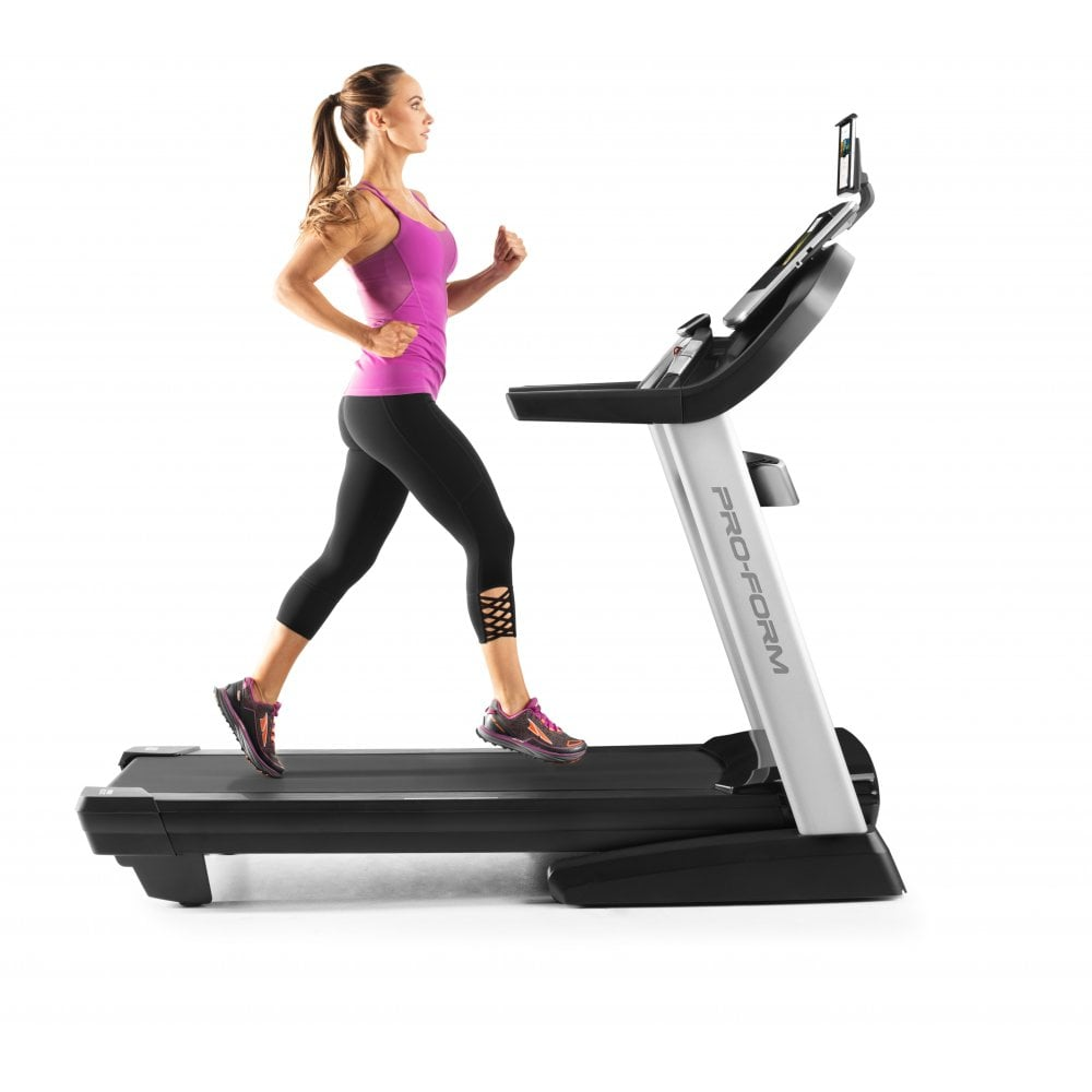 PRO 5000 Folding Treadmill With 12 Month iFIT Subscription