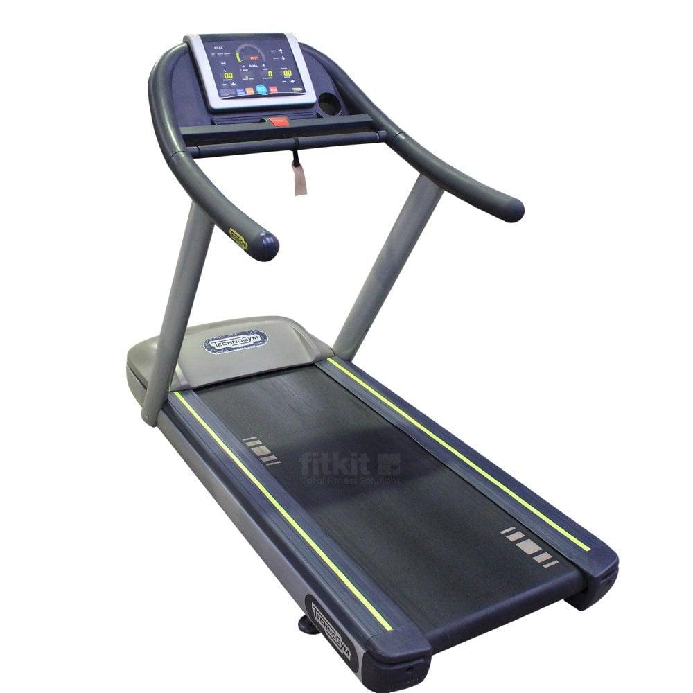 Technogym Excite+ Jog Now 500i Treadmill