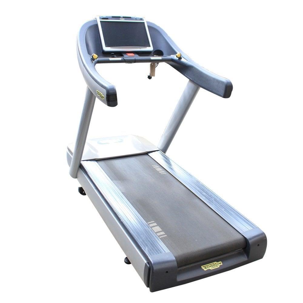 Mens Technogym Excite+ Run Now 700 VisioWeb Treadmill