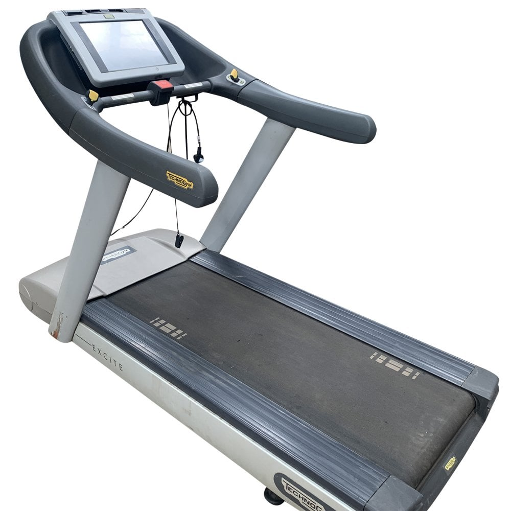 Mens Technogym Excite Run Now 700e Treadmill