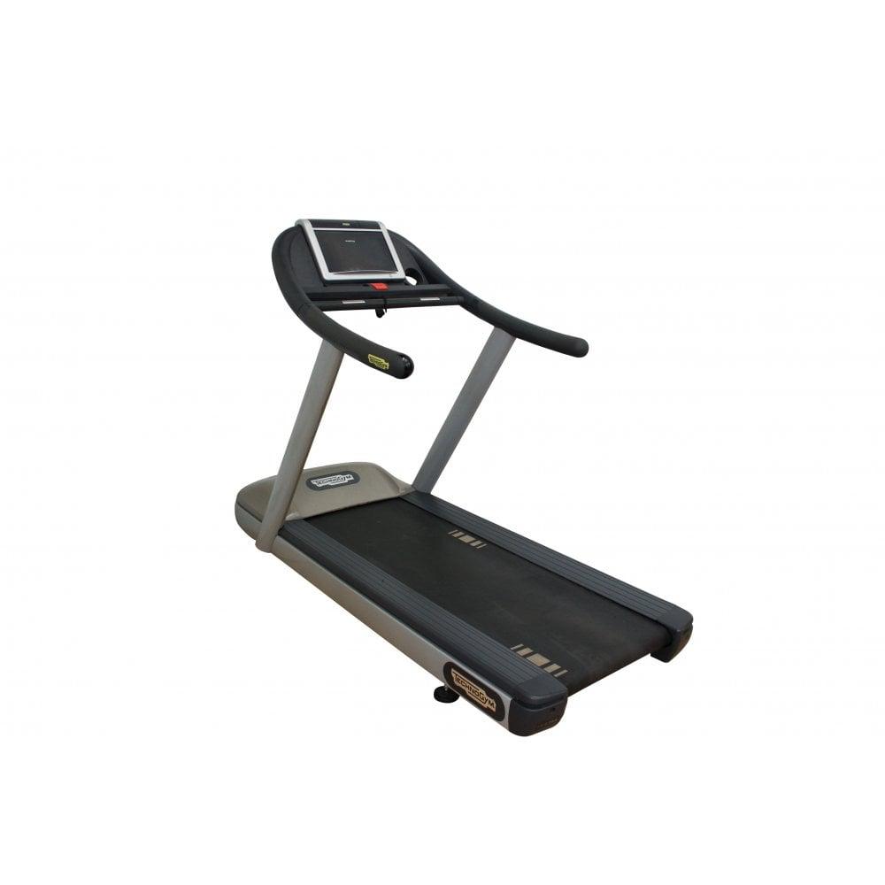 TechnoGym Jog Now 700CE Visioweb Treadmill Commercial Gym