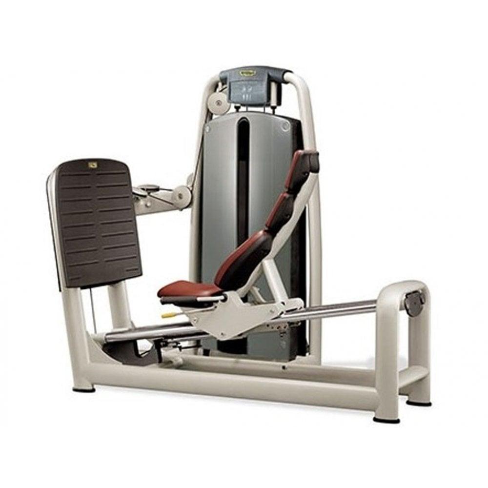 Mens Technogym Selection Line Seated Leg Press | SALE ...