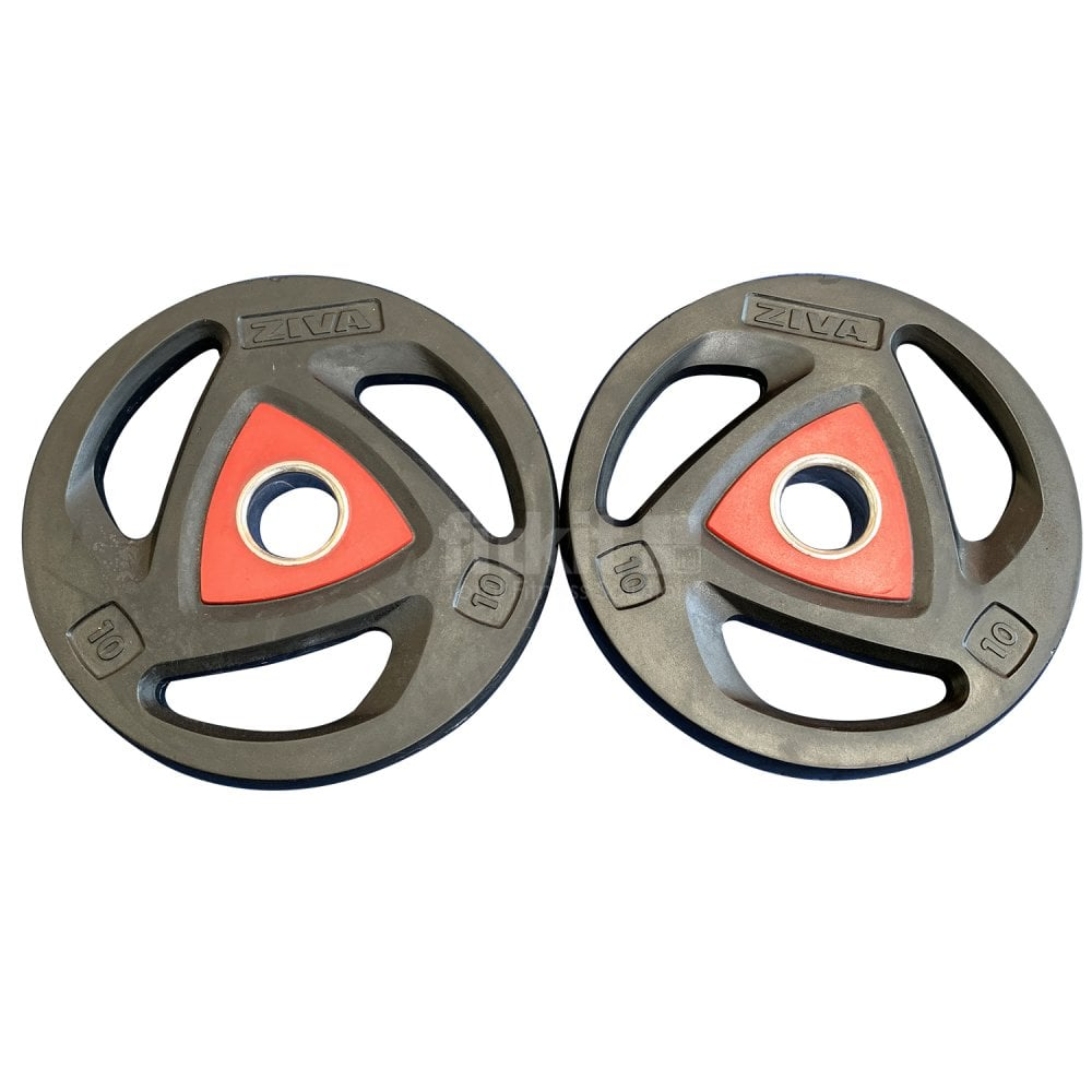 Ziva Rubber Olympic Weight Plates
